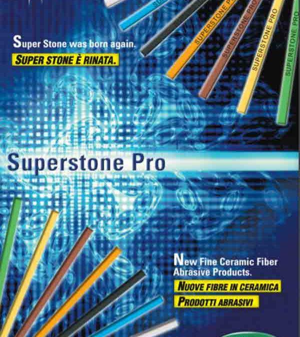 Superstone PRO nuove fibre di ceramica